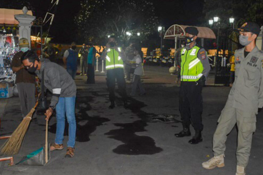Satgas COVID-19 Yogyakarta mempercepat tracing kasus dari restoran mi