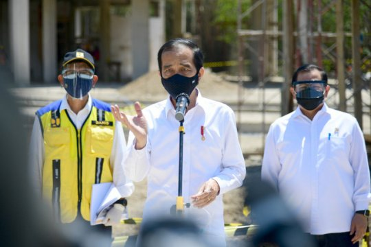 Presiden inginkan  Labuan Bajo  jadi kawasan wisata premium