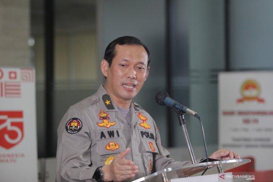 Polri imbau buruh di daerah tidak berdemo ke Jakarta