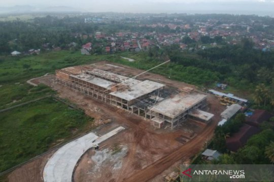 Pembangunan Terminal Tipe-A Padang