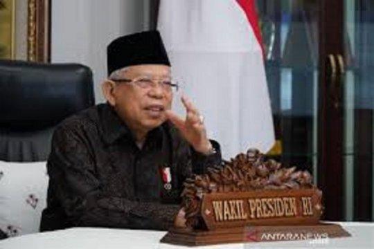 Wapres minta TNI terus dukung pemerintah atasi pandemi