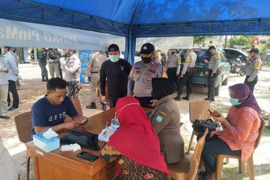 Pemkab Belitung Timur memperketat pengawasan penggunaan masker