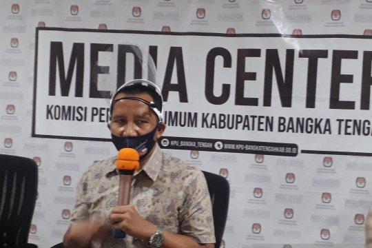 KPU Bangka Tengah: Calon pengganti sudah bisa kampanye