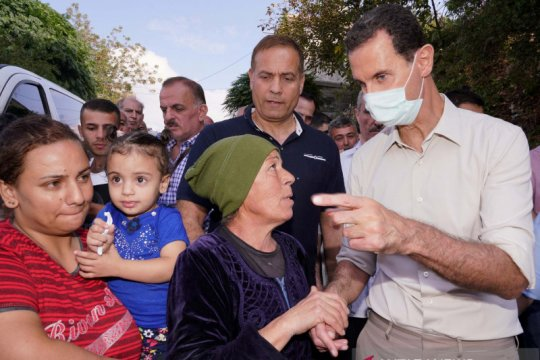 Assad: miliaran dolar milik rakyat Suriah terkunci di bank Lebanon