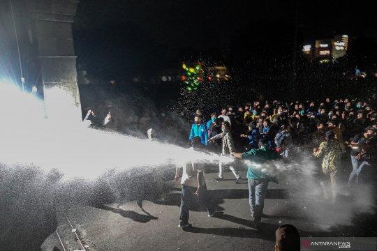 8.000 personel gabungan kawal aksi BEM Seluruh Indonesia di Istana Merdeka