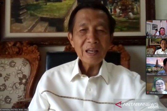 Mangku Pastika: Ego sektoral jadi hambatan penanganan sampah di Bali
