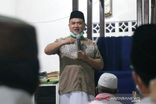 Gubernur Bangka Belitung kampanye protokol kesehatan dalam Sajadah Fajar