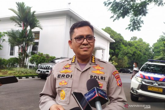 Aniaya polis, tiga relawan KAMI ditetapkan jadi tersangka