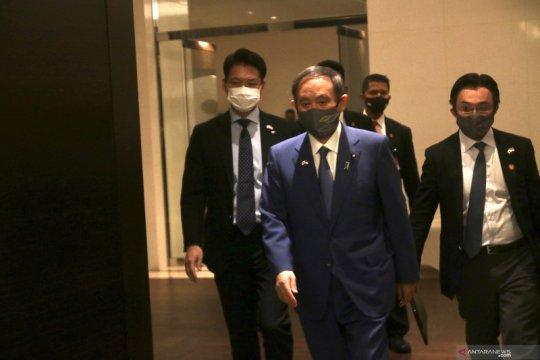 PM Jepang ingin tunjukkan kepemimpinan aktif di Indo-Pasifik
