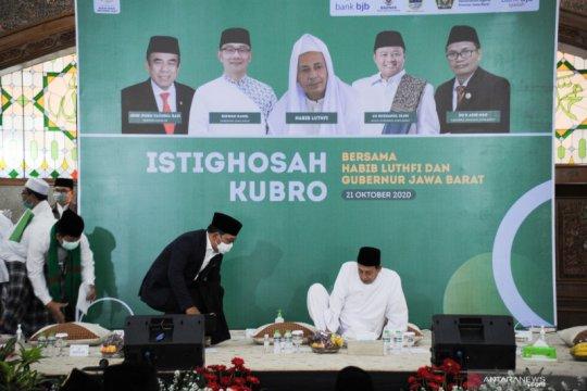 Peringatan Hari Santri Nasional di Bandung