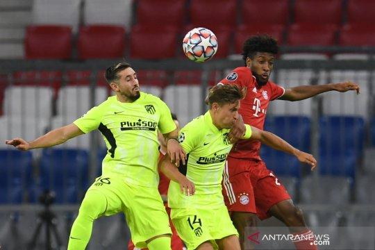 Bayern Munich hajar Atletico Madrid 4-0