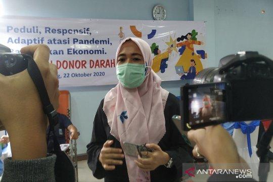 DJPB Babel gelar donor darah peringati Hari Uang RI