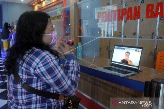 Pelayanan Lapas Padang Saat Pandemi