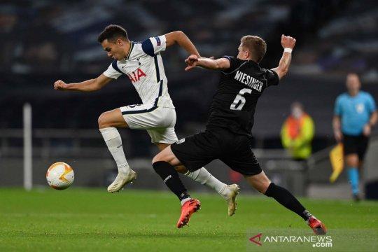 Tottenham Hotspur sukses menggasak LASK Linz dengan skor 3-0