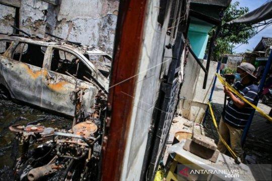 Satu Keluarga Tewas Akibat Kebakaran Rumah