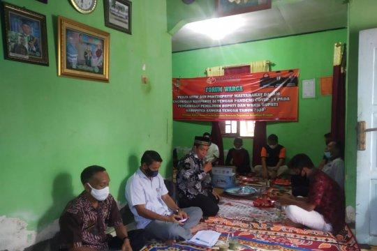 Masyarakat Bangka Tengah diajak berpartisipasi aktif kawal Pilkada 2020