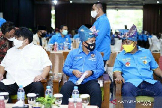 Walikota ajak DPD KNPI bersinergi majukan Pangkalpinang