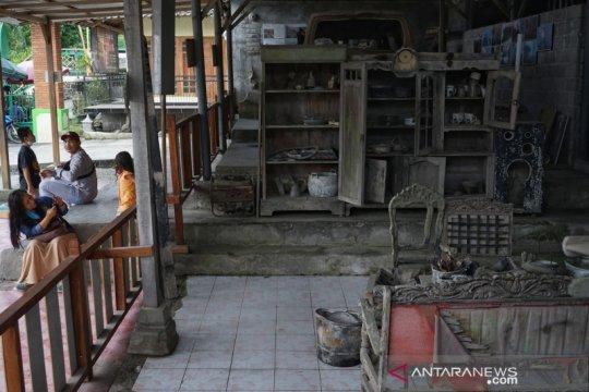 Petilasan rumah Mbah Maridjan