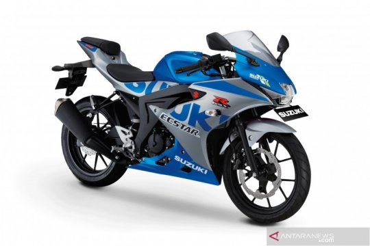 Suzuki GSX-R150  bercorak Ecstar MotoGP dibanderol Rp31,6 juta