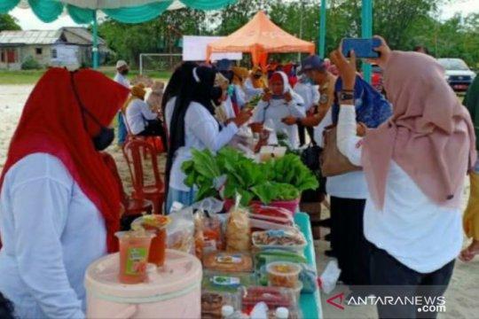 Pemprov Babel gelar diversifikasi pangan lokal dengan pasar tani