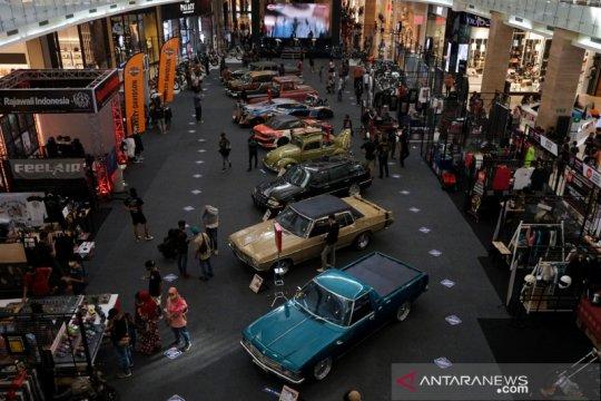 Ajang Road to Indonesia Custom Show di Yogyakarta