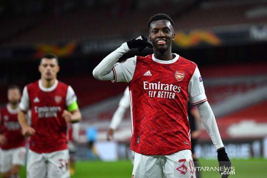 Arsenal menang meyakinkan 3-0 kontra Dundalk