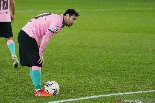 Barcelona mencatatkan awal terburuk mereka di kompetisi La Liga Spanyol