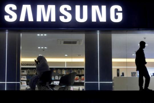 Samsung bakal luncurkan lebih awal ponsel andalan untuk saingi Huawei
