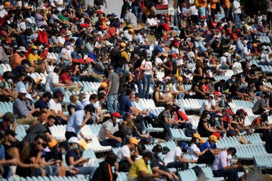 """""""Lockdown"""" lagi, MotoGP Portugal digelar tanpa penonton"""