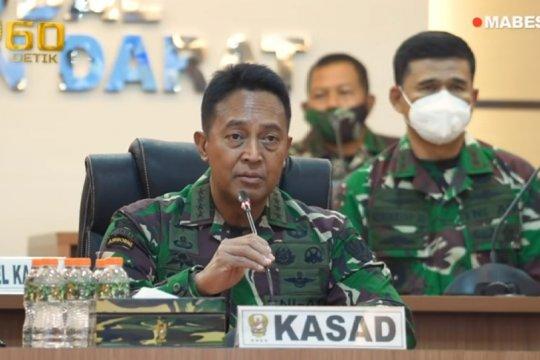 14 rumah sakit TNI AD telah menerima alat laboratorium PCR mobile