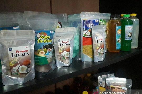 Pemkab Bangka Barat fasilitasi 50 merk dagang produk IKM lokal