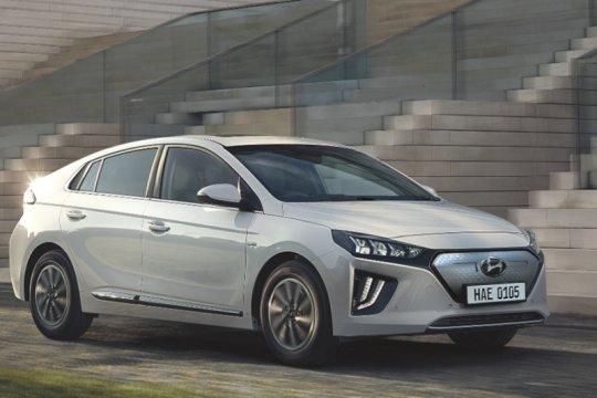 Mobil listrik Hyundai IONIQ dan Kona dipasarkan di Indonesia, harganya?