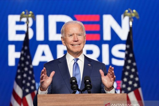 Joe Biden menang pilpres AS