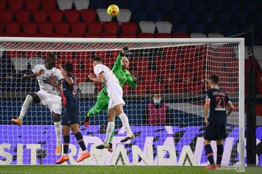 PSG kian kokoh di puncak klasemen sementara Liga Prancis