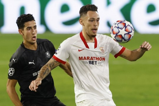 Sevilla melaju ke semifinal Copa del Rey