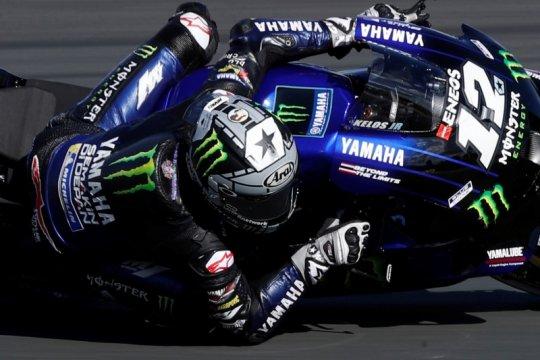 Vinales bukan fokus pada perebutan gelar di Grand Prix Valencia