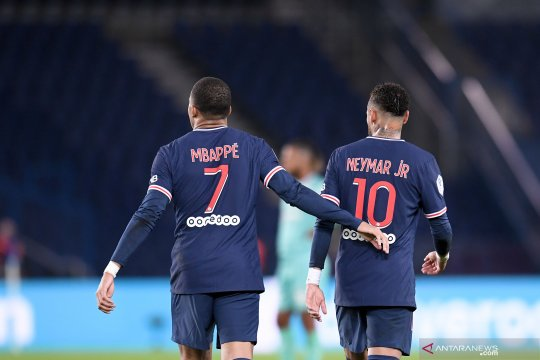 Neymar ingin kontrak panjang dengan PSG