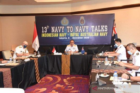 TNI AL perkuat kerja sama militer dengan Angkatan Laut Australia