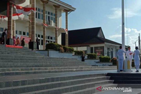 Walikota Pangkalpinang pimpin upacara peringati Hari Pahlawan Tahun 2020