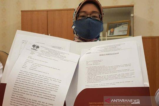 Laporkan Rektor Unnes ke KPK, Frans Napitu dikembalikan ke orang tuanya