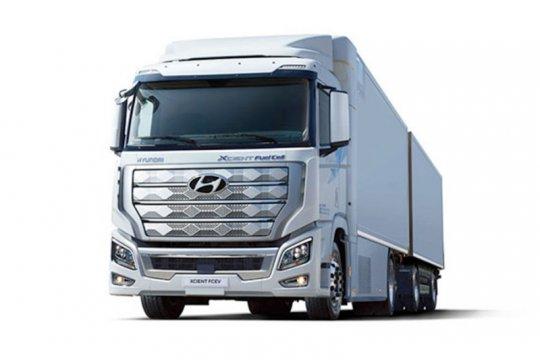 Hyundai serbu pasar truk hidrogen China