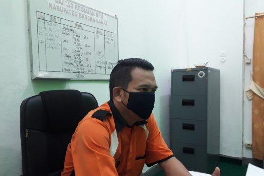 KPU Bangka Barat siapkan antisipasi pengiriman logistik saat kondisi hujan