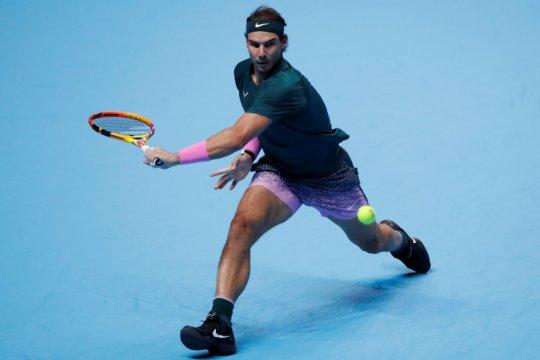 Nadal  melaju ke semifinal ATP Finals