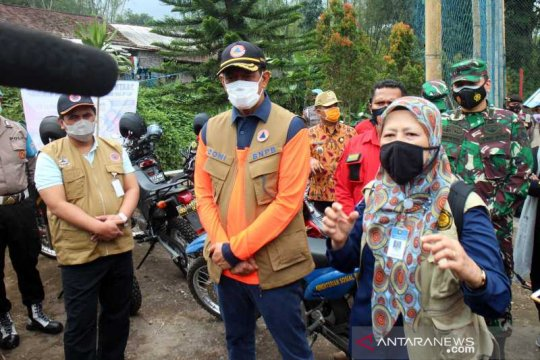 Mt. Merapi showing heightened activity: monitoring agency