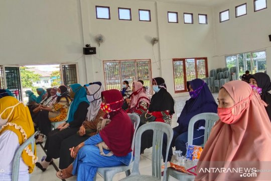Bawaslu Bangka Tengah ingatkan ibu-ibu untuk tidak bawa anak saat kampanye