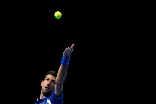 Djokovic melaju ke semifinal ATP Finals