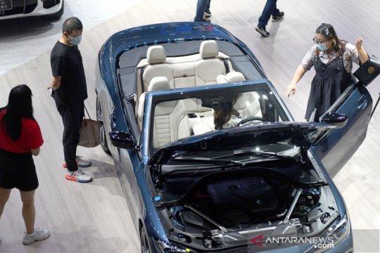 Pameran mobil internasional di Guangzhou