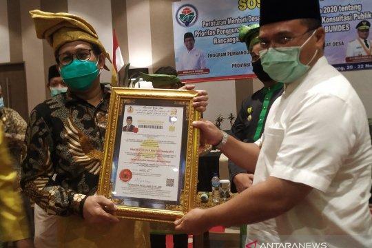 Kemendes PDDT siapkan aplikasi pantau kinerja pendamping desa