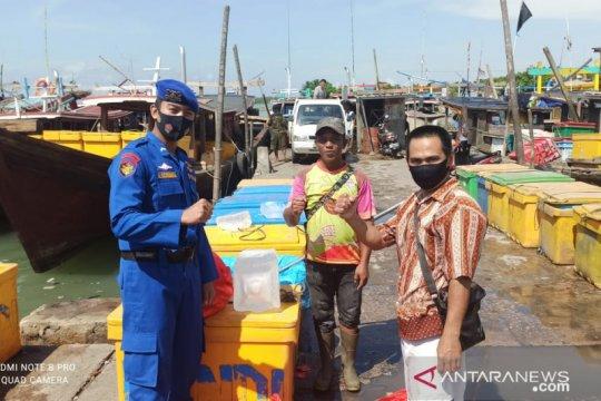 Satpolair Bangka Barat menghimbau nelayan waspadai cuaca ekstrim