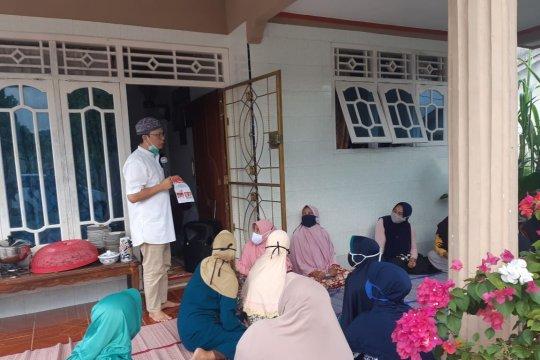 Peserta Pilkada Bangka Tengah ajak warga memilih dengan nurani